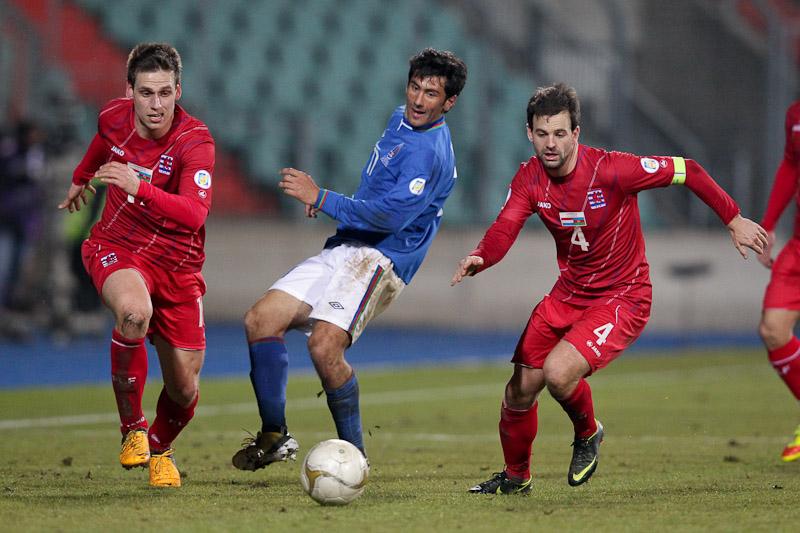Luxemburg Fußball Nationalmannschaft